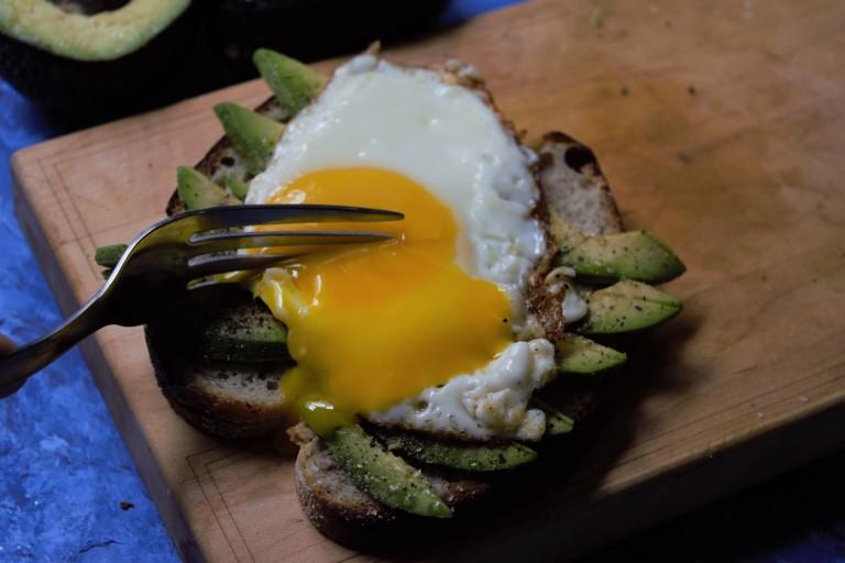 eggy toastttttttt