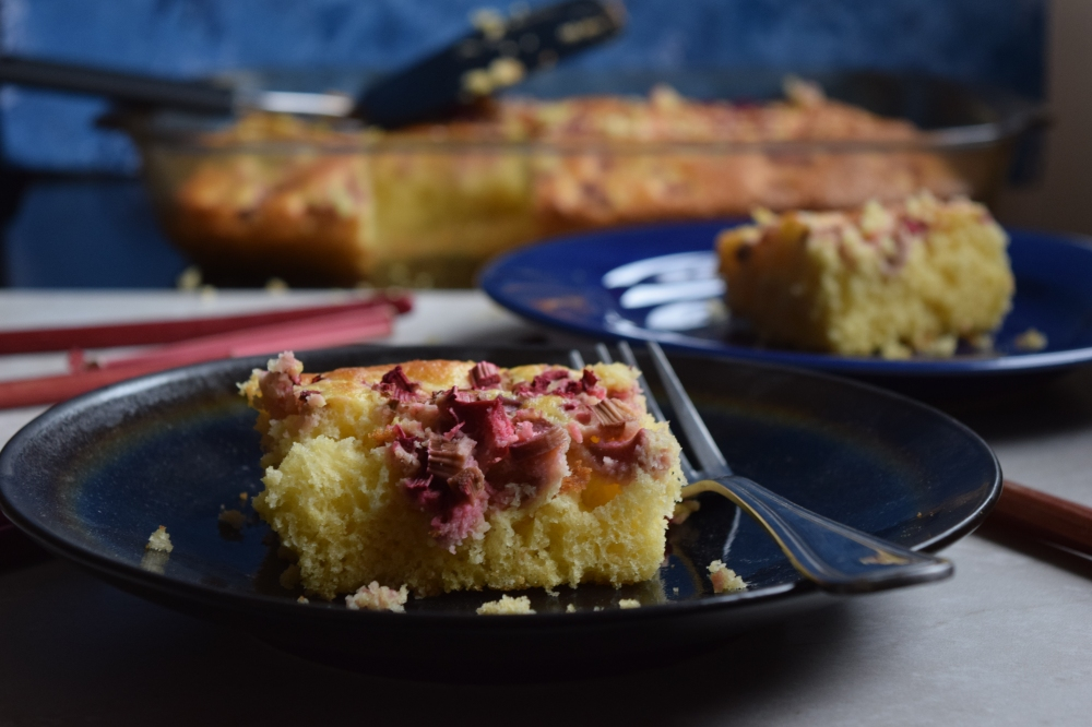 Sour, sweet, easy - Dress up a cake mix and impress everyone!