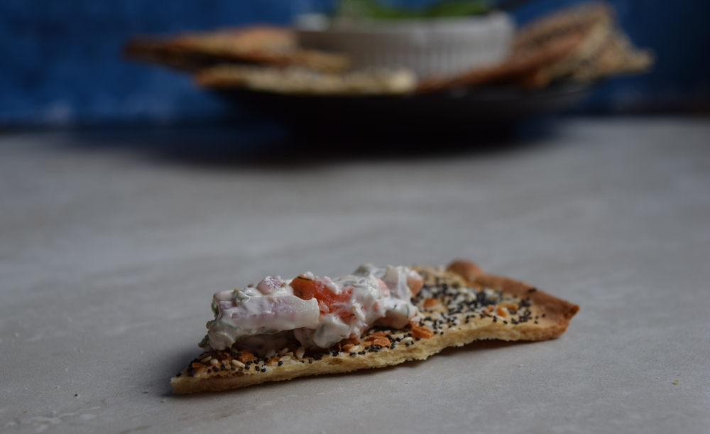 This rich, indulgent, smoky dip needs to be at your next party!
